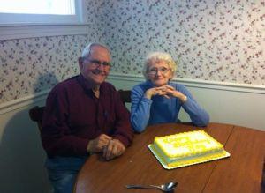 Dad 86th birthday